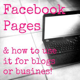 Thumbnail image for My Favourite Facebook Pages Functions & How to Use Them