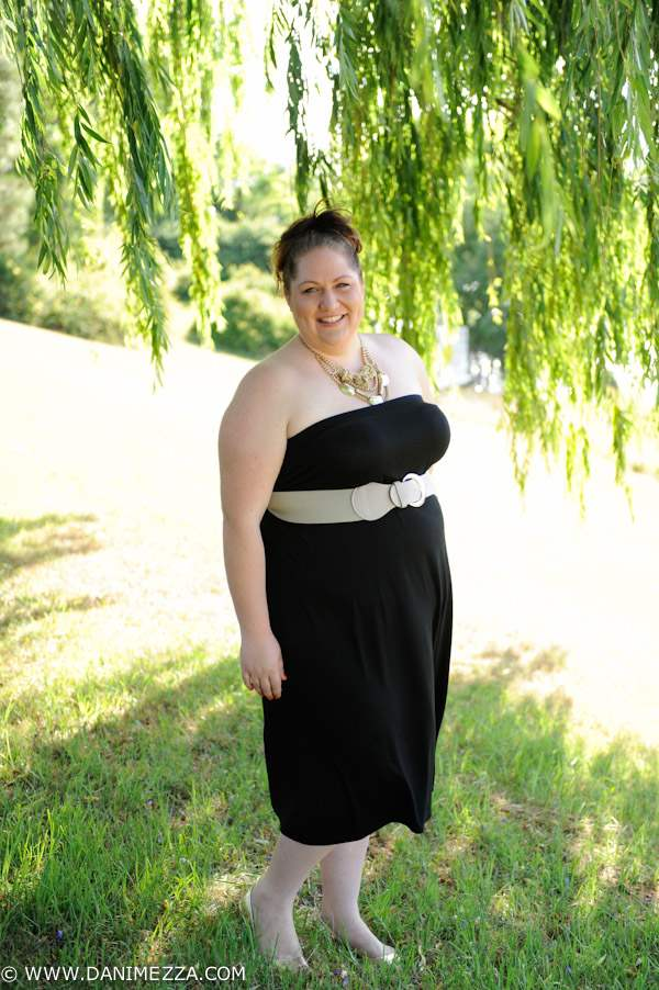 Post image for Aussie Curves : Strapless {She Wore What}