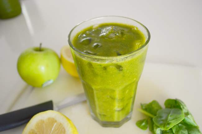 Post image for Green Monster Smoothie
