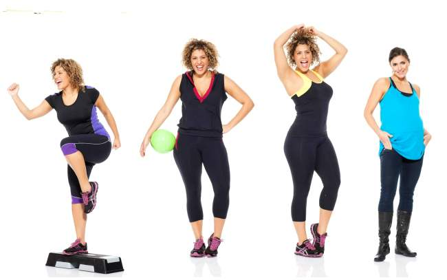 plus size active wear female for life 001