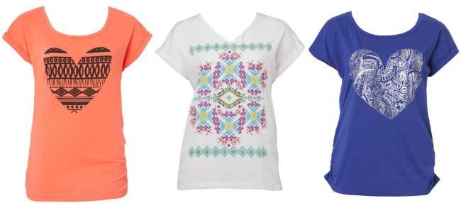 Mink Denim T-Shirts
