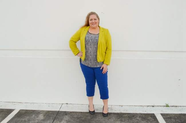 Autograph Fashion Citrus Pop Plus Size 001