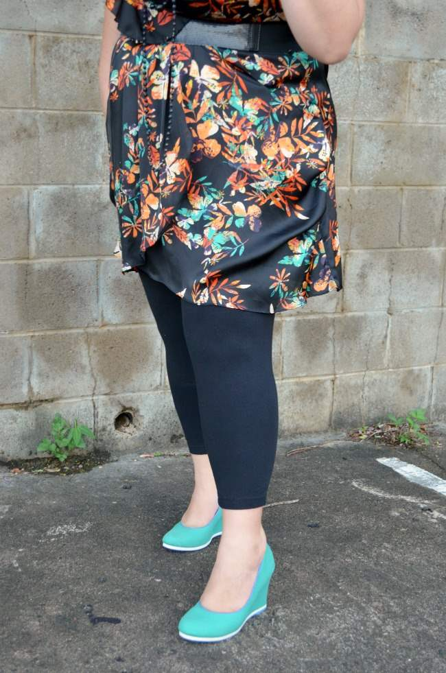 plus size city chic tunic and leggings 004