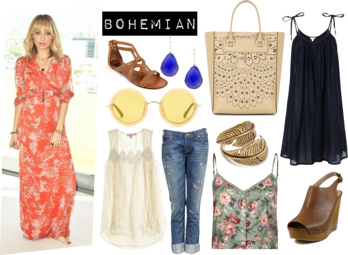 Polished Bohemian