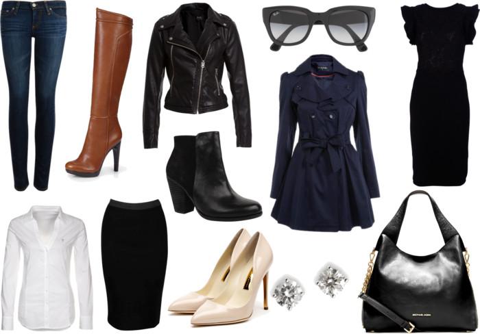 budget fashionista wardrobe essentials - items to invest in