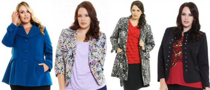 plus size jackets from autograph fashion
