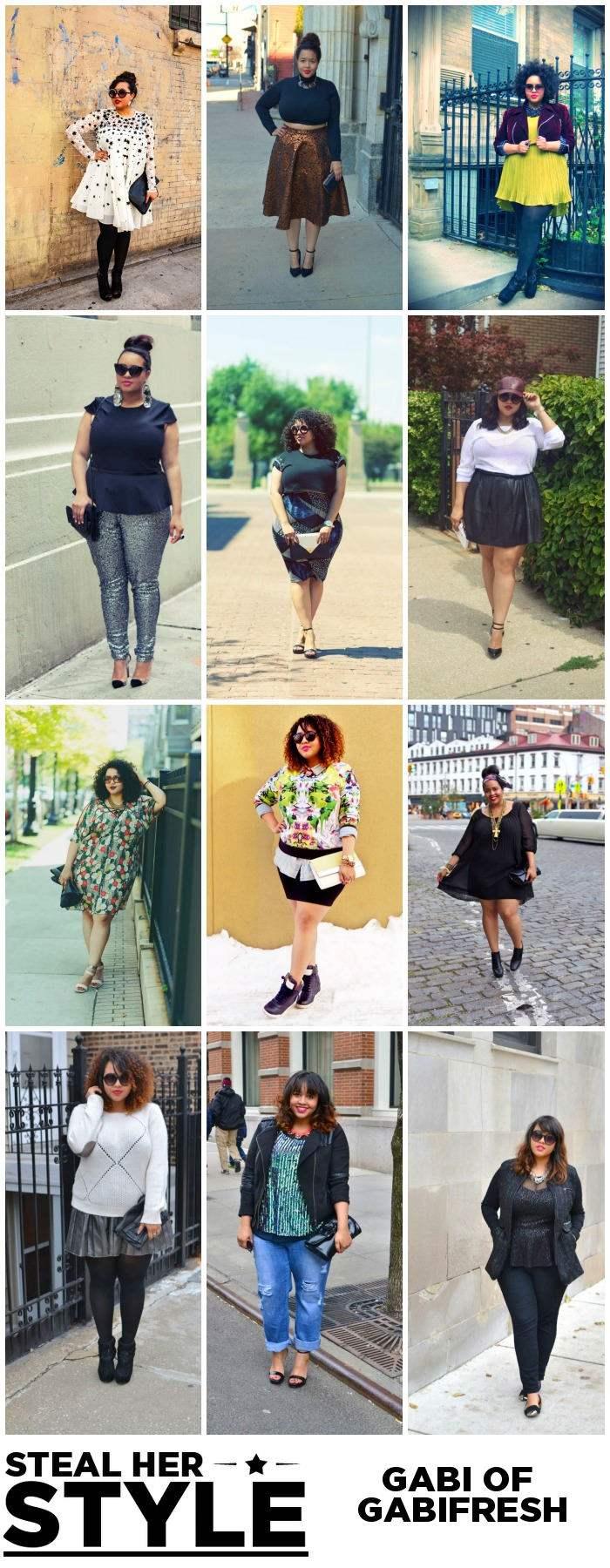 Steal Her Style GabiFresh