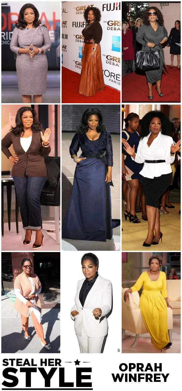 Steal Her Style Oprah Winfrey
