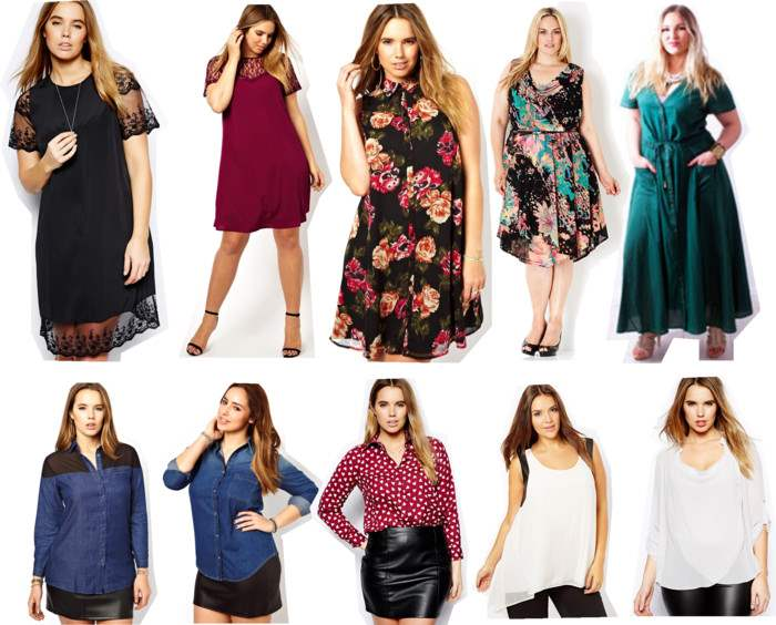 Plus Size Trends for 2014