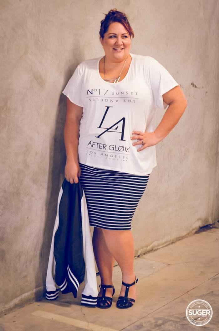 plus-size 17 sundays afterglow t-shrit outfit-3