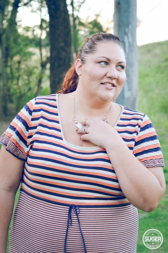 plus size knit dress 17 sundays-12