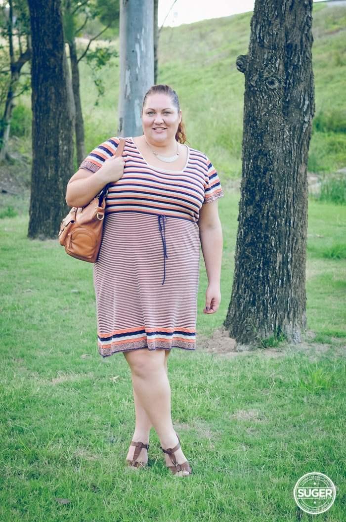 plus size knit dress 17 sundays-2