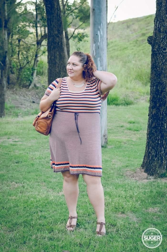 plus size knit dress 17 sundays-3