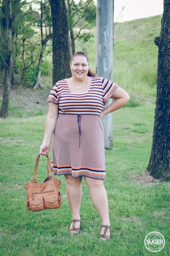 plus size knit dress 17 sundays-5