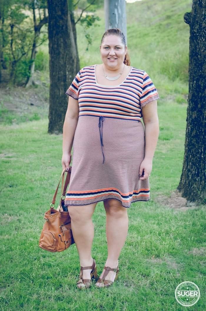 plus size knit dress 17 sundays-7