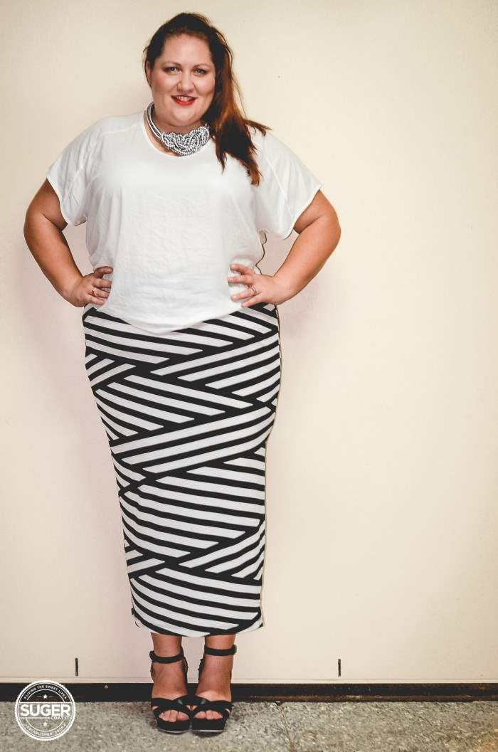 Gallery images and information: Maxi Skirt Plus Size How To Wear