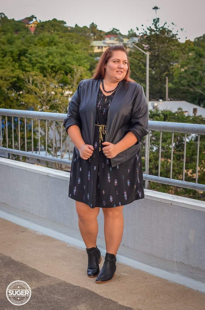 plus size 17 sundays dress bared footwear-2