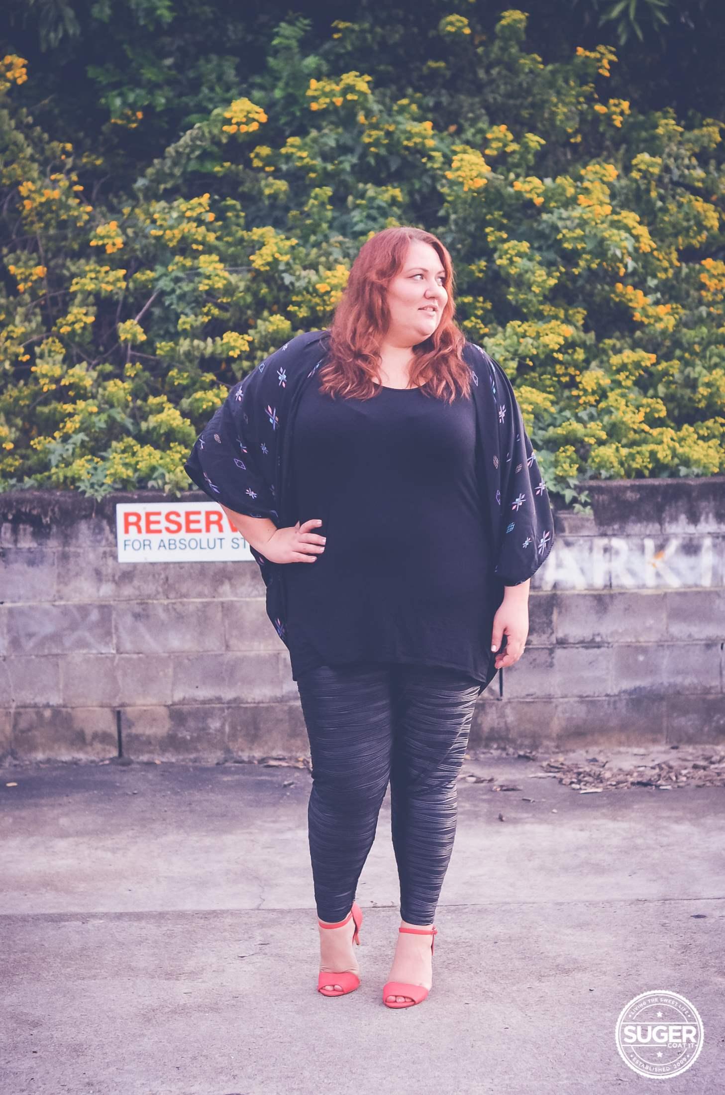 Plus Size Black Tunic Dress Plus Size Leggings Tunic