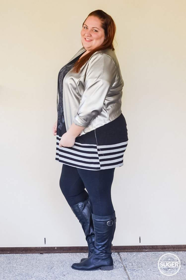 Plus Size Outfits With Leggings And Boots - Prom Dresses Cheap