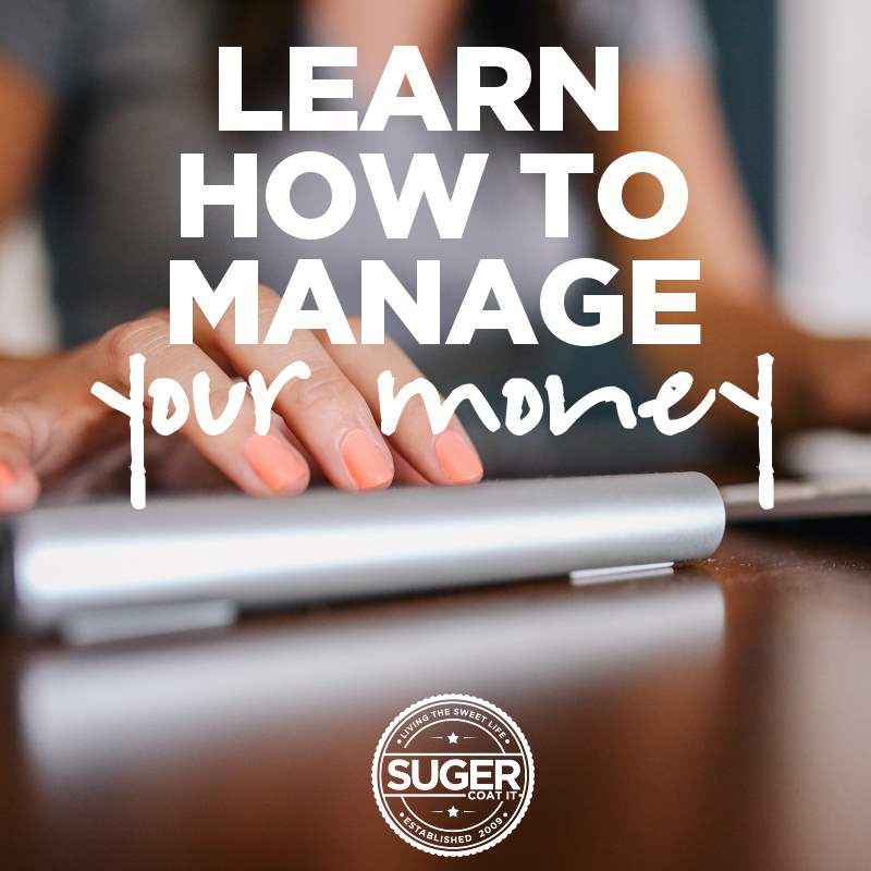 learn how to manage your money sq