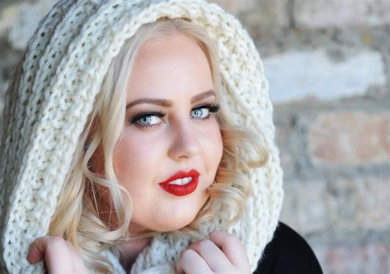 Lisa Kerr Designs AW15 Look Book - Plus Size Fashion Australia (3)