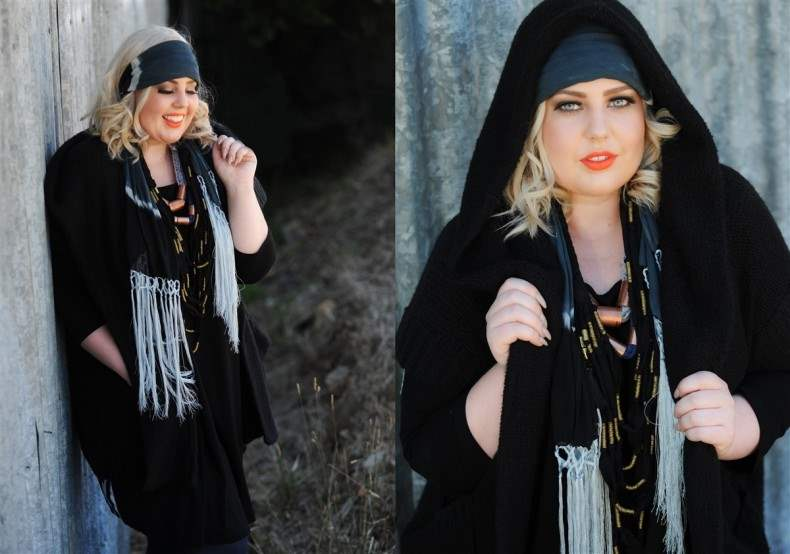 Lisa Kerr Designs AW15 Look Book - Plus Size Fashion Australia (4)