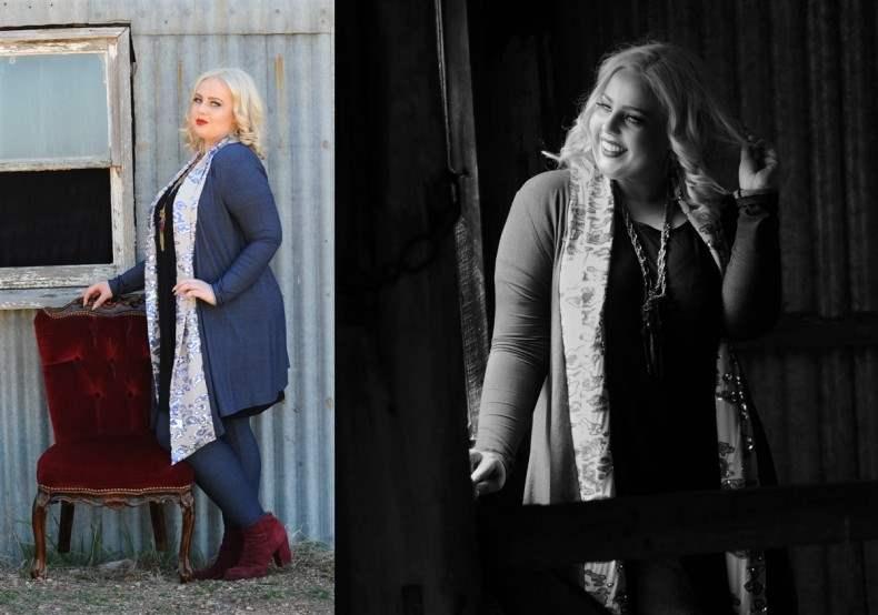 Lisa Kerr Designs AW15 Look Book - Plus Size Fashion Australia (6)