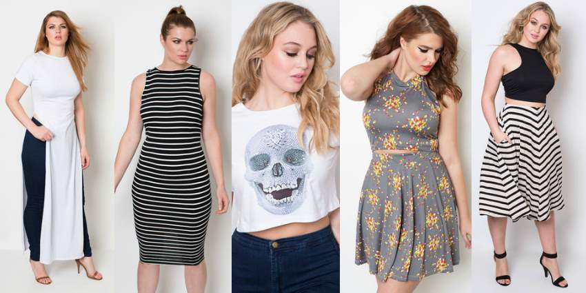 Images of Teenage Fashion For Plus Size - Get Your Fashion Style