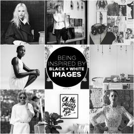 Black + White Images: Inspired By