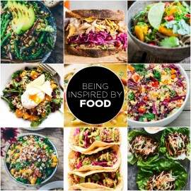 Food Glorious Food: Inspired By