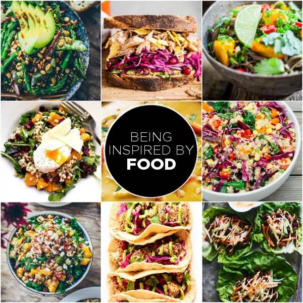 food glorious food mood board - inspiration - suger coat it