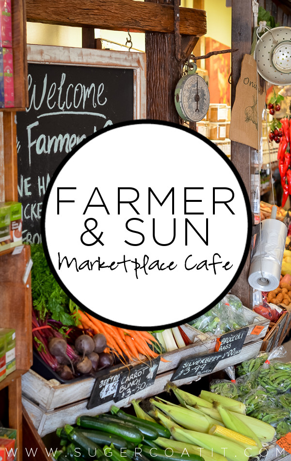 farmer and sun marketplace cafe gympie queensland