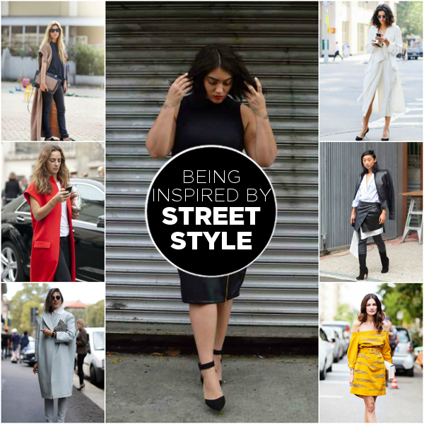 inspired by - street style obsession collage