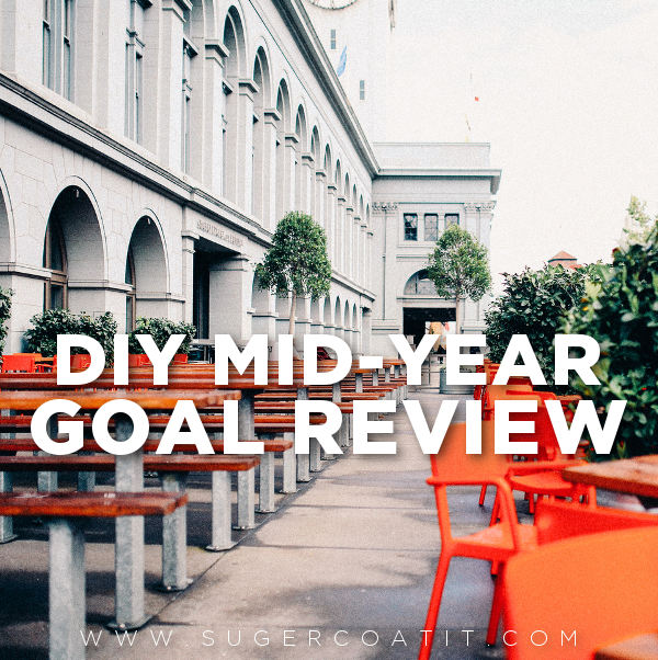 DIY mid-year goals review and worksheet