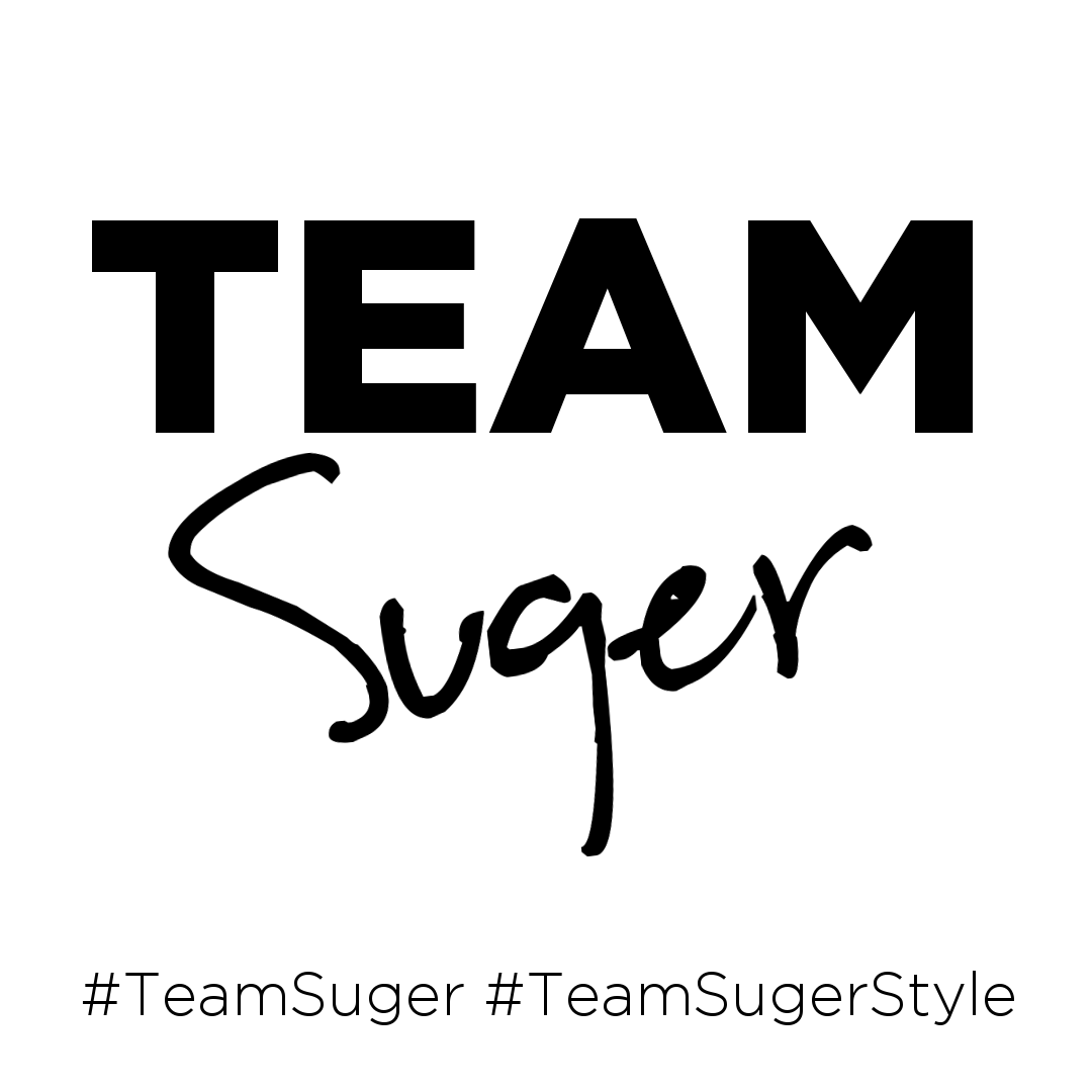 Tackle your personal style in this Team Suger Style Challenge | Find out more at sugercoatit.com