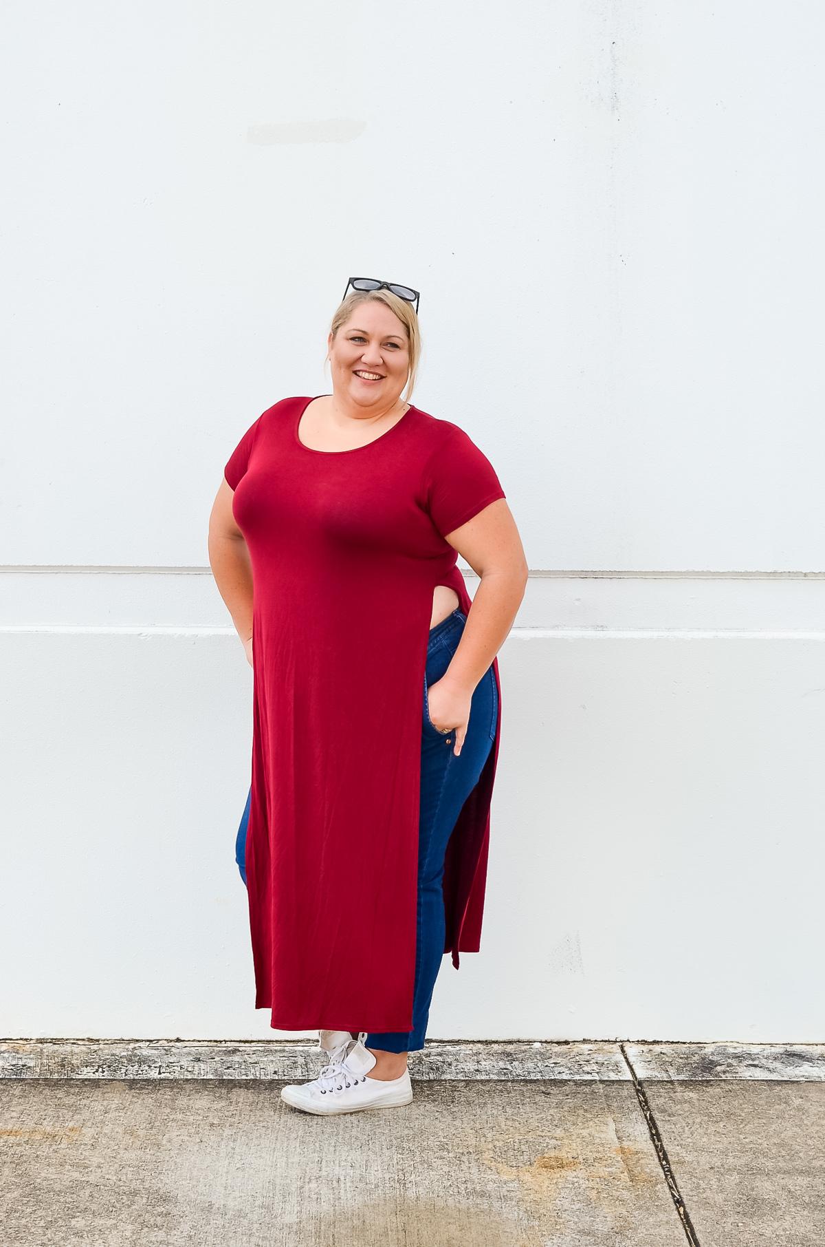 plus size boohoo australia blogger outfit-7