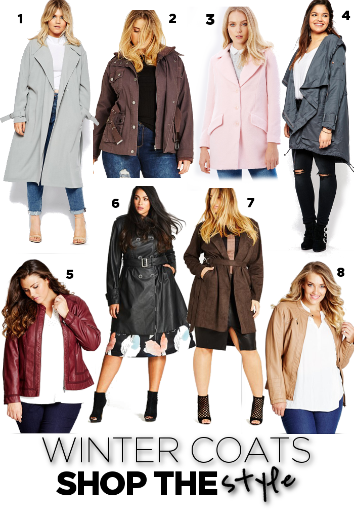 where to buy plus size winter coats - suger coat it - australia