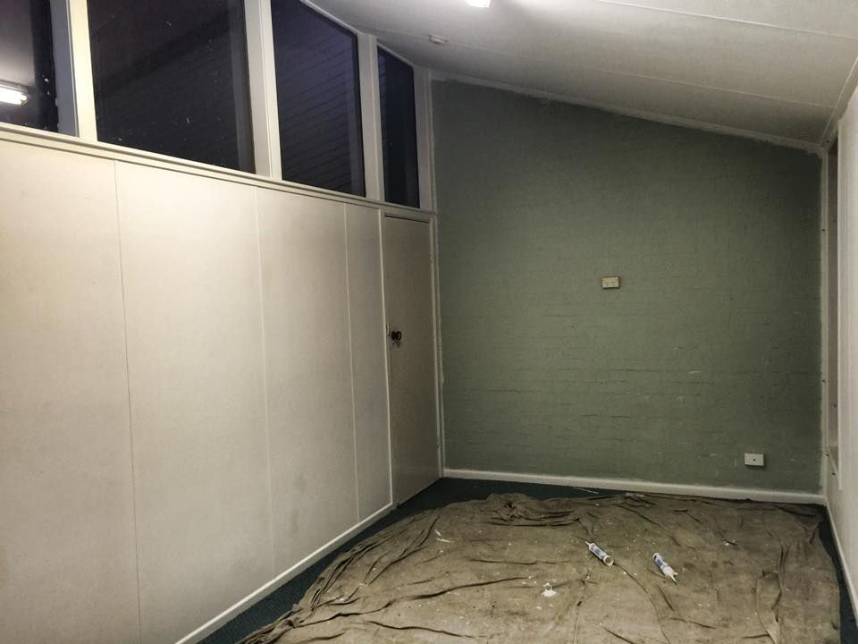 office reno - the beginning 01