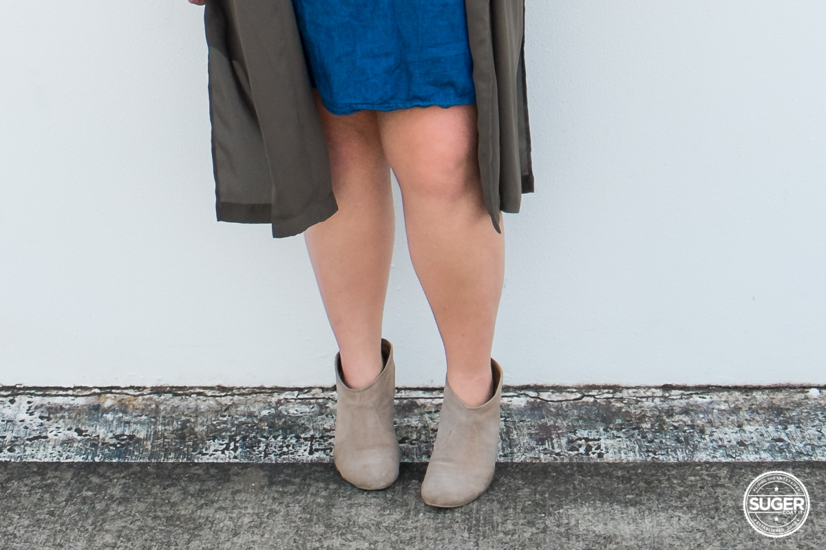 plus size ankle boots outits-1