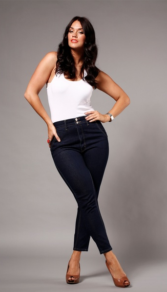 Soho Capri Jeans - Embody Denim