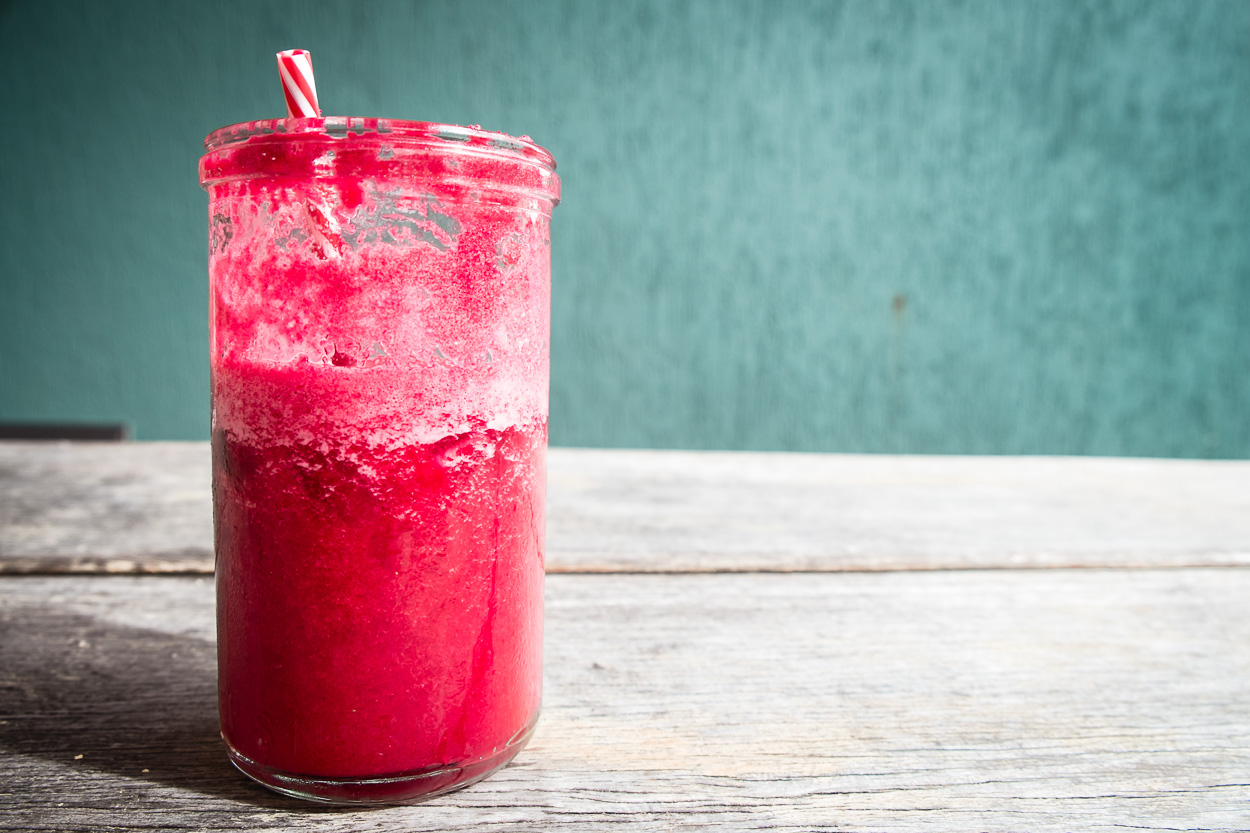 Beetroot, pineapple and orange smoothie | Are you well?