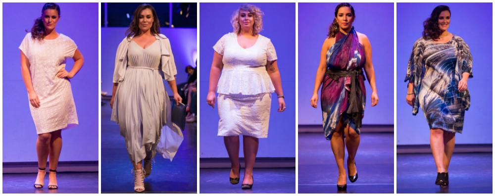 Melbourne Fashion Week Plus Runway 2