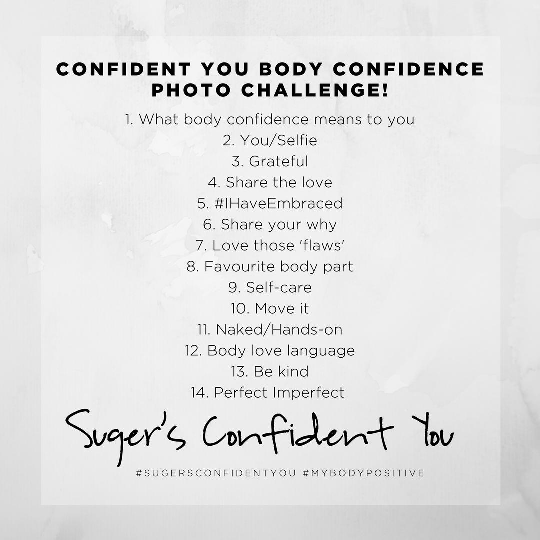 Confident You Photo Challenge 2016
