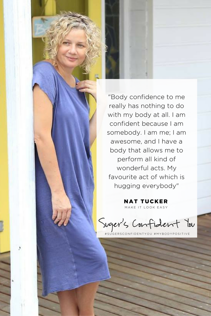 Take the Confident You Body Confidence Challenge! www.sugercoatit.com