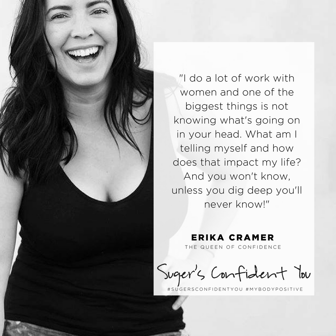 Confident You Body Confidence Challenge | www.sugercoatit.com