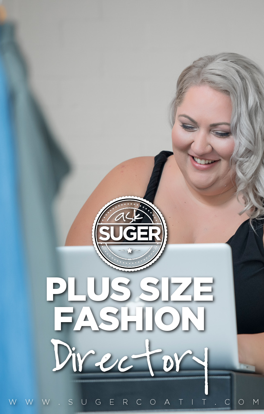 Australian plus size fashion directory - Suger Coat It