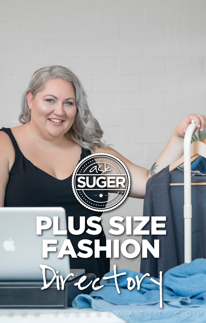 plus size fashion directory - Suger Coat It