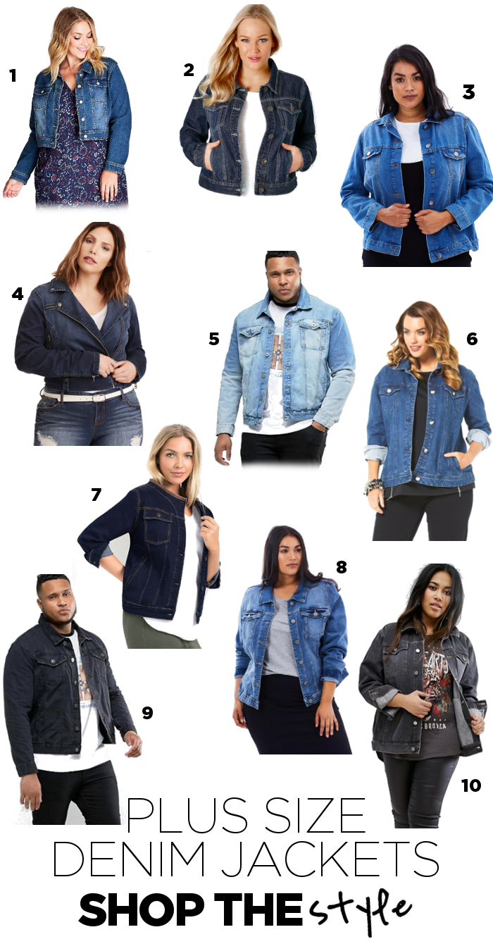 Steal Her Style - Denim Jackets - Shopping
