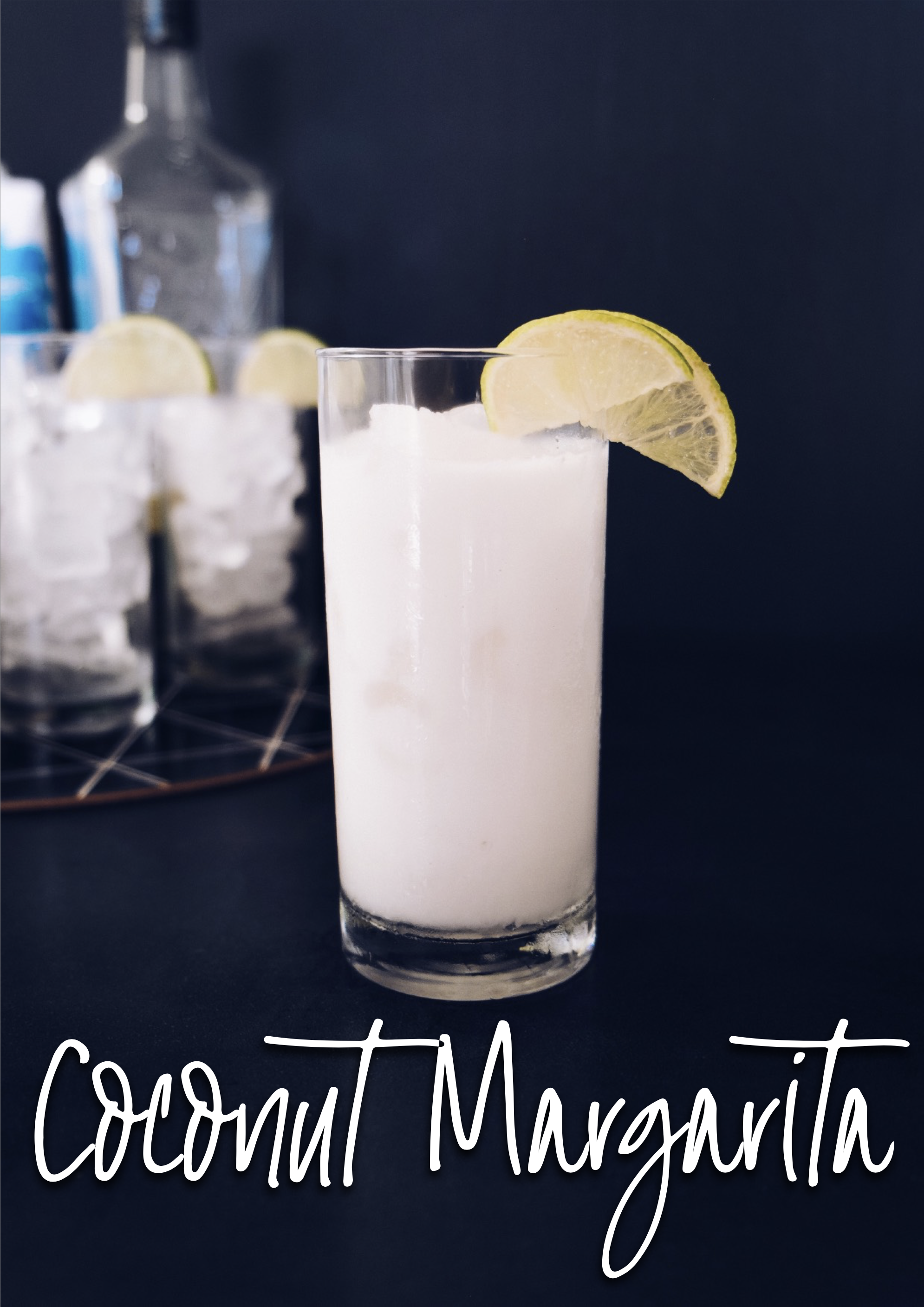 Coconut Margarita - Suger Coat It