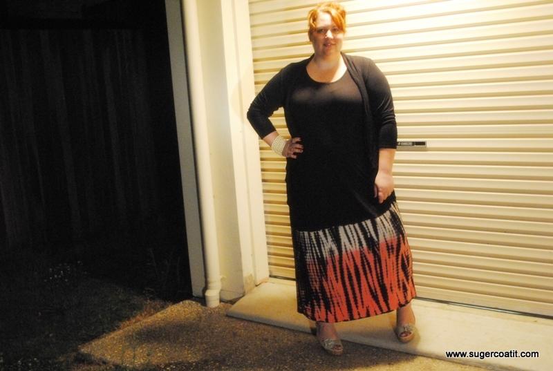 Suger's Summer :: Maxi Dress